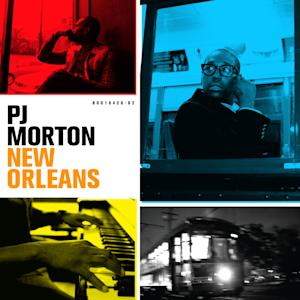 """This CD cover image released by Republic shows """"New Orleans,"""" by PJ Morton. (AP Photo/Republic)"""