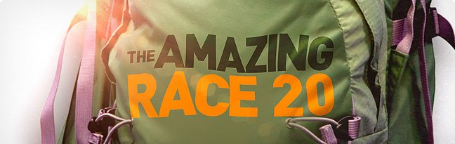 The Amazing Race 20