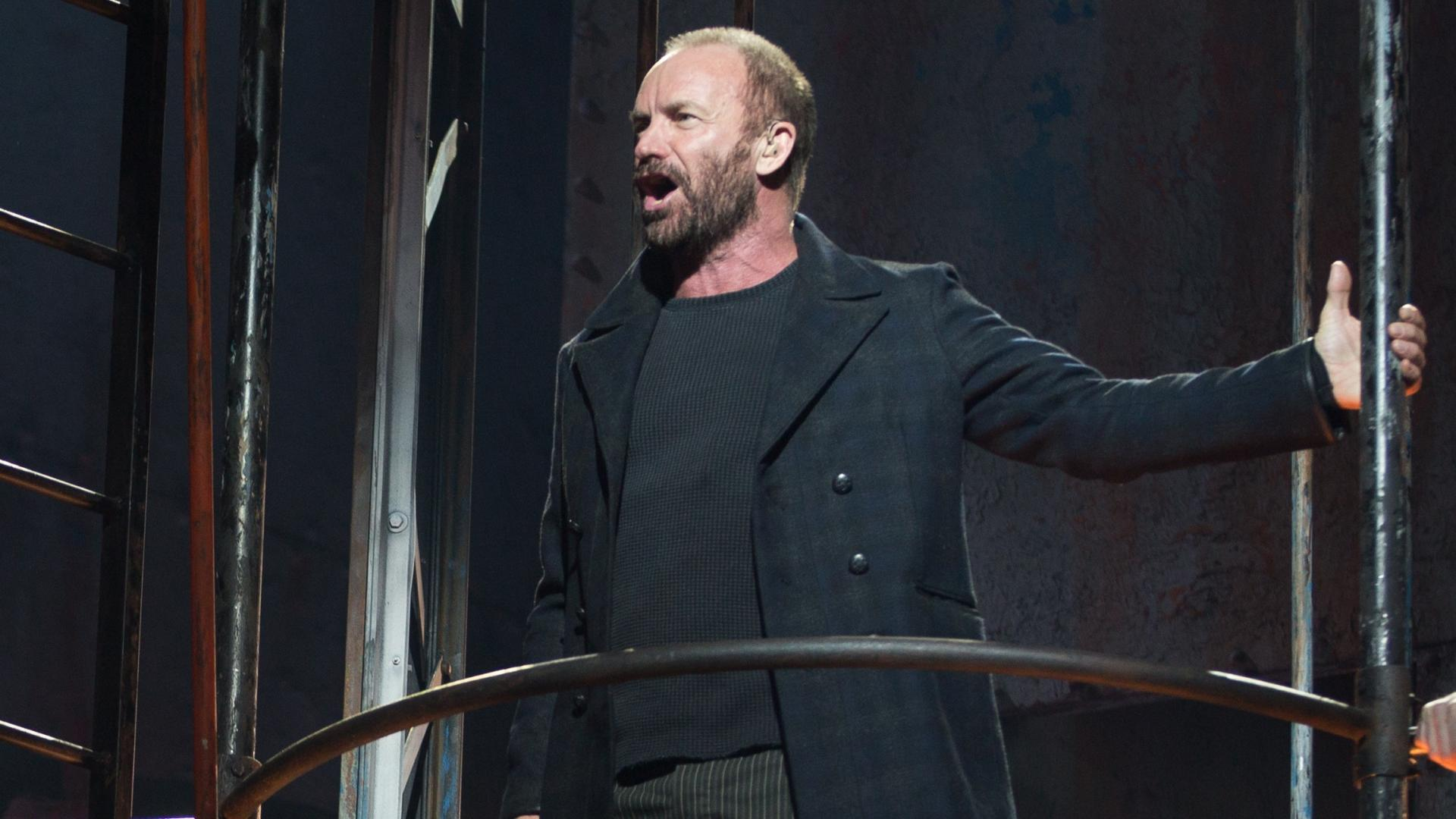 Broadway Box Office: Sting Boosts 'The Last Ship' to New High-Water Mark