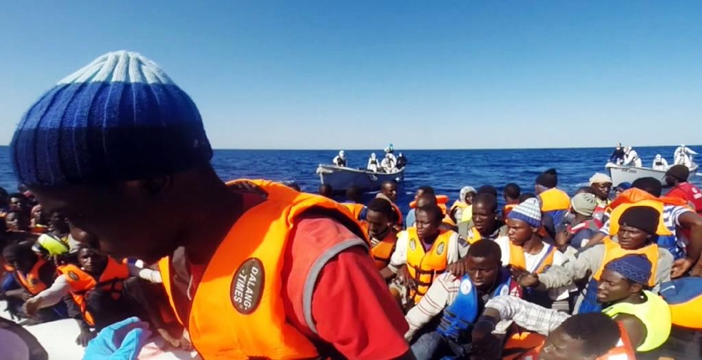 Aid groups launch Med migrant rescue ship