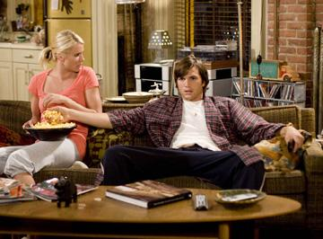Cameron Diaz and Ashton Kutcher in 20th Century Fox's What Happens in Vegas