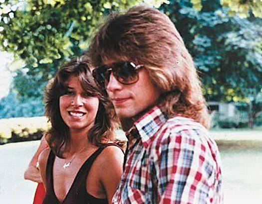 Jon Bon Jovi and wife Dorothea