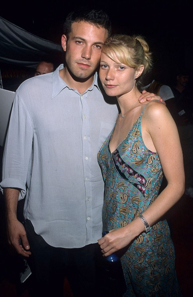Gwyneth Paltrow & Ben Affleck …
