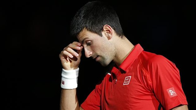 Novak Djokovic (Reuters)