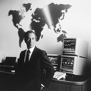 Bloomberg aims to be 'most influential'