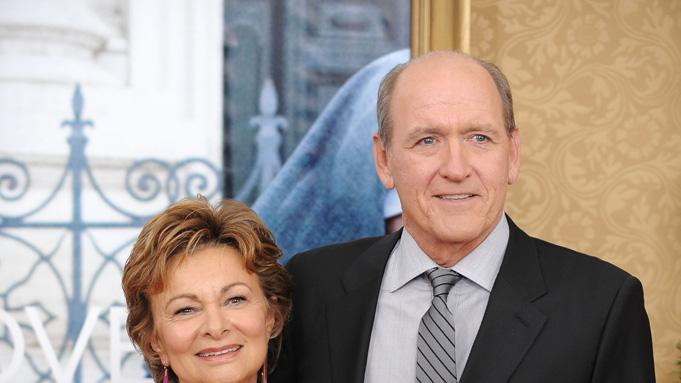 Eat Pray Love NY Premiere 2010 Sarah Jenkins Richard Jenkins