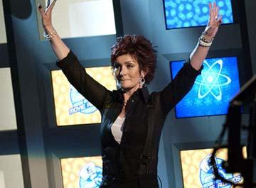 Sharon Osbourne MTV Movie Awards - 5/31/2003
