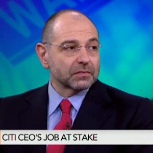 Citi CEO's Job at Stake