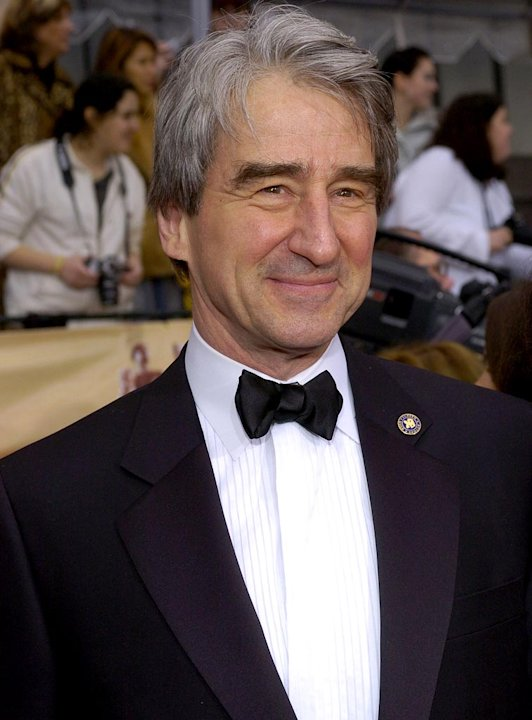 Sam Waterston at the 10th Annual Screen Actors Guild Awards on February 22, 2004