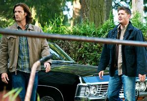Jared Padalecki and Jensen Ackles | Photo Credits: Ed Araquel/The CW
