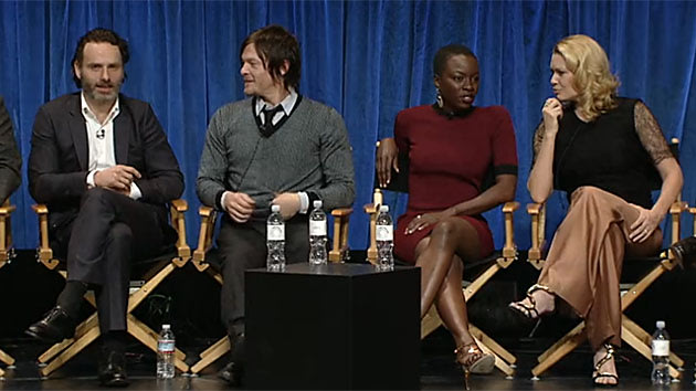 &quot;The Walking Dead&quot; PaleyFest Panel