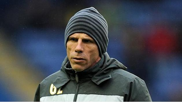 Football - Murray magic delights Zola