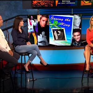 Authors Christine & George Gomez Talk New Elvis Book, 'Saving The King'