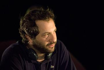 Writer/director Judd Apatow on the set of Universal Pictures' Knocked Up