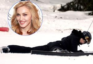 Madonna | Photo Credits: INFphoto/Getty Images