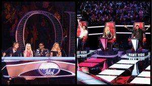 Will 'The Voice' Out-Sing 'American Idol'?