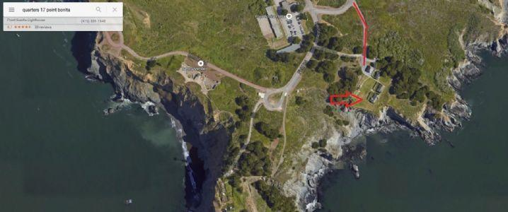 Best Rental Ever: Historic Home Near Point Bonita Lighthouse