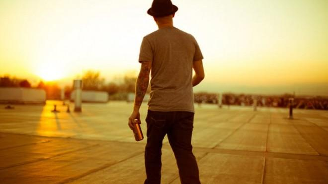 Kickstart: A morning drink for the edgy tattooed types who like to watch the sunrise from rooftops.
