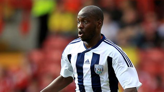 Youssouf Mulumbu, West Bromwich Albion, July 2011