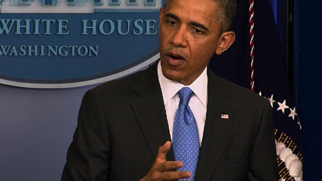 """On Syrian chemical weapons, we need """"the facts,"""" Obama says"""