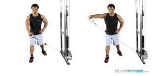 gerakan fitnes, gerakan olahraga, gim, sikspax