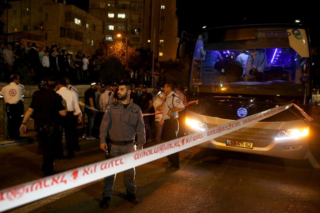 New stabbing near Tel Aviv, civilians detain attacker