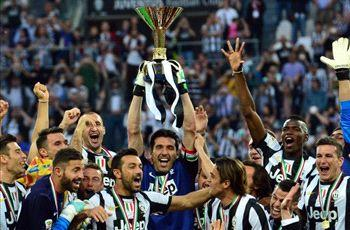 Can anyone stop Juventus? AC Milan, Napoli & the Scudetto challengers