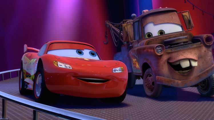 Cars 2 Disney Pixar 2011