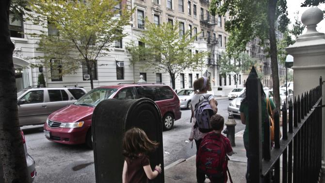 NYC homeless boom puts shelters in lap of wealthy