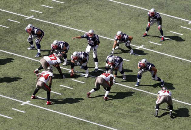 Buccaneers Patriots Football