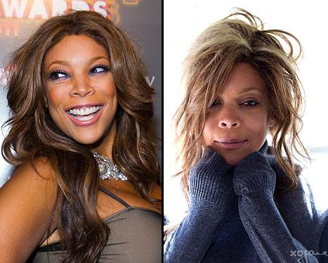 See Wendy Williams Without Makeup in Stunning Makeunder