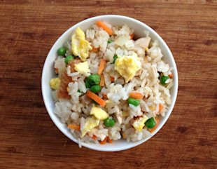 Gratitude Fried Rice