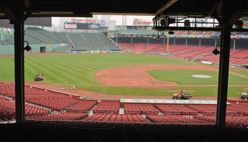 Sport Report: Fenway: the Shallow and Short of One of MLB's Tiniest Fields