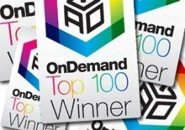 AlwaysOn Selects InsideSales.com as an OnDemand 100 Winner for Cloud Computing and SaaS