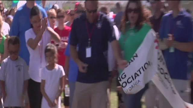 Fight For Air raises money for the American Lung Association