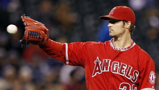 Trout gets 4 hits, 3 RBIs in Angels' 8-4 win