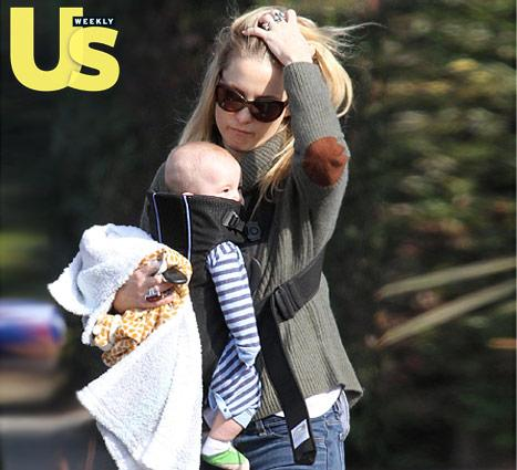 See a Brand-New Closeup of Kate Hudson's Son Bingham, 6 Months