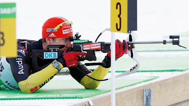 Arnd Peiffer of Germany