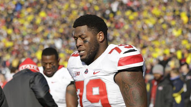 Imperfect Buckeyes hope to wrap up unbeaten season