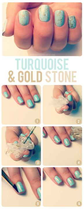 Turn Your Nails into Stones