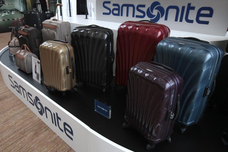 Chasing Chinese tourists, Samsonite launches multi-brand airport shops