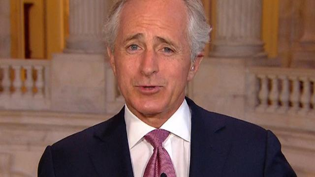 Corker on golf with Obama: Saxby and I took a little money off him