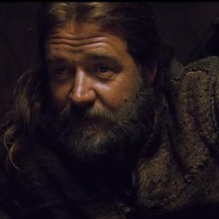 'Noah' Clip: Russell Crowe Ropes His Family Into Building a Boat 'to Save the Innocent' (Video)