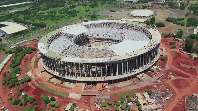 Garrincha National Stadium will not be ready for Confederations Cup