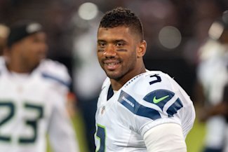 Quarterback Russell Wilson's steady improvement is what the Seahawks are all about. (USA TODAY Sports)