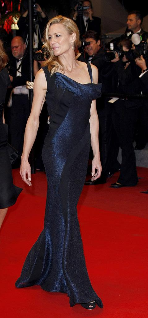2009 Cannes Film Festival Robin Wright Penn