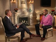 Matt Lauer sits down with Bobby Brown, for 'Today,' May 2012 -- NBC