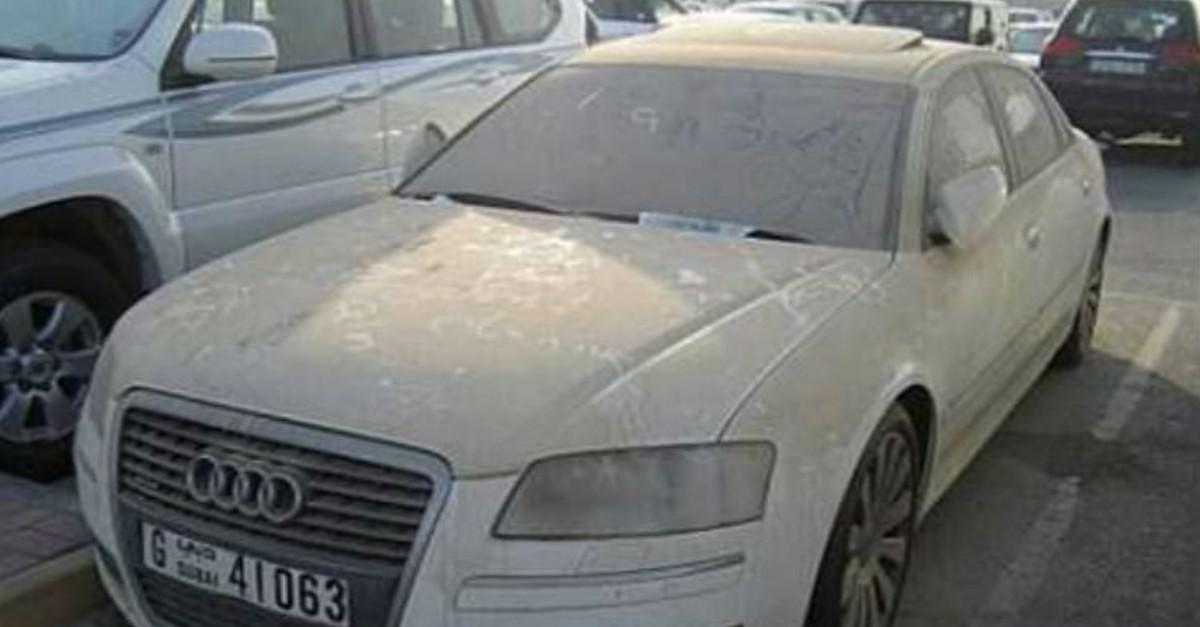 17+ Reasons Why Luxury Cars Are Abandoned in Dubai