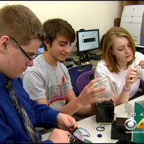 NASA To Send Lakewood High School Students' Invention To Space