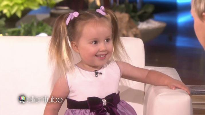 Is This the Smartest 3-Year-Old in the World?